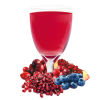 Blueberry and Cran-Granata Flavoured Drink Mix