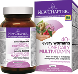 Every Woman's One Daily 40+ Multivitamin