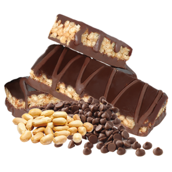 Peanut Butter and Chocolate Flavoured Bar
