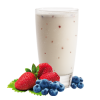 Wildberry Yogurt Flavoured Drink Mix